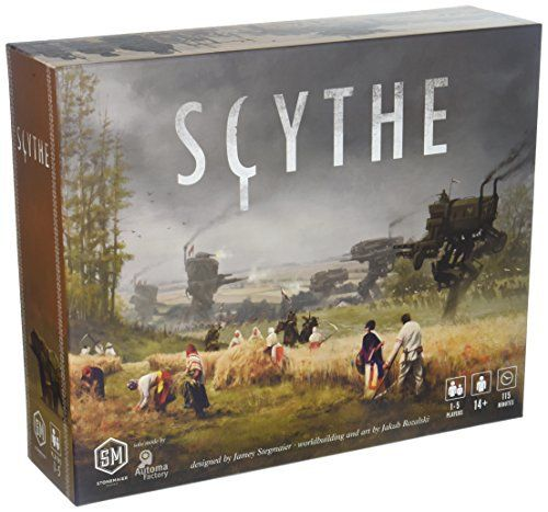 Scythe Board Game Board Games Fun Board Games Games