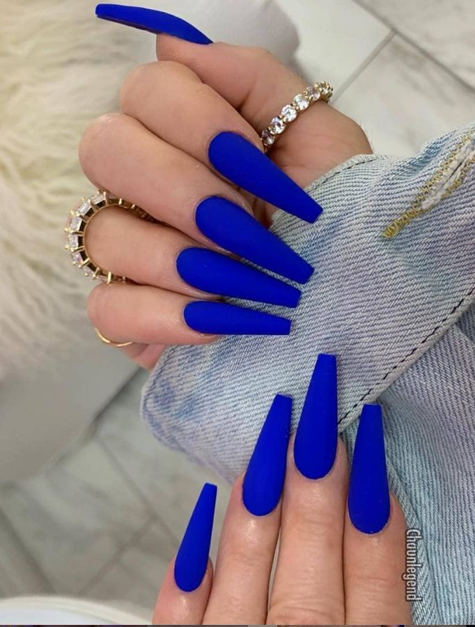 Beautiful 50 Best Acrylic Coffin Nails Design Ideas For Summer