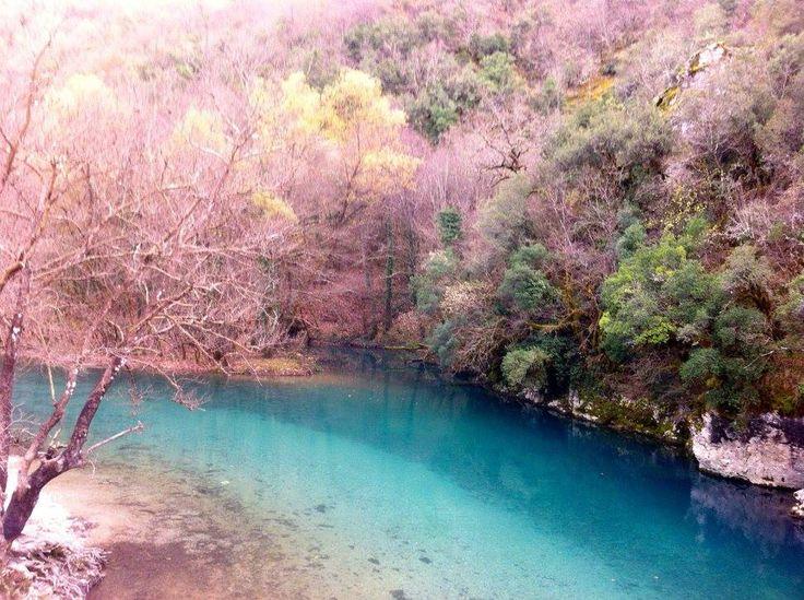 Voidomatis River - Greece