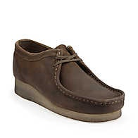 Clark Wallabees, I got em in 6 different colors. No joke, and they'll never go outta style.
