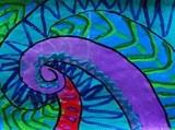 Artsonia Art Exhibit :: Koru Paintings