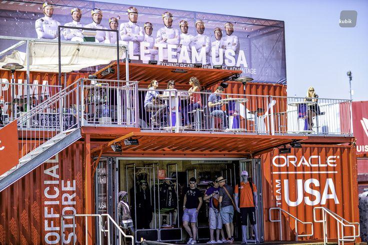 Container Design - America's CUP