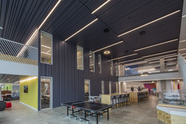 1189 best arch offices images on pinterest office for Office design kansas city