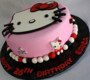 Google Images Hello Kitty Cake : 122 best Cakes: Hello Kitty images on Pinterest Hello ...