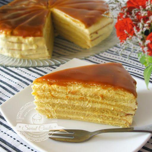Tort płatkowy | Świat Ciasta