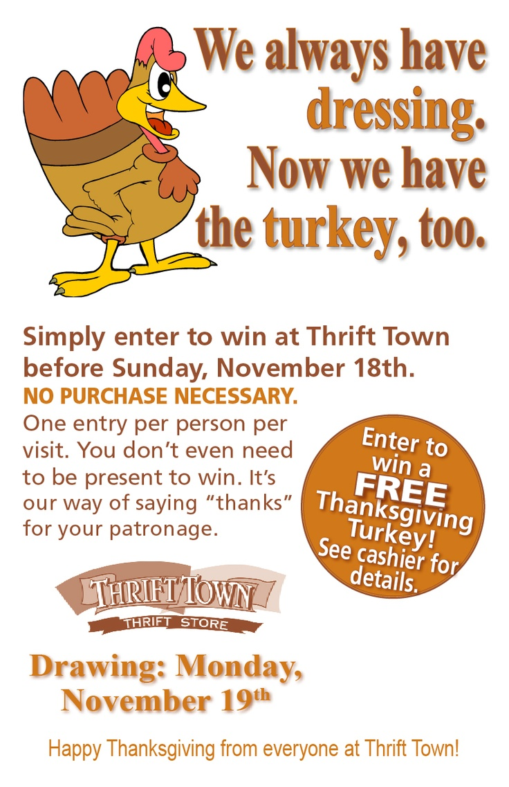 Thrift town coupon