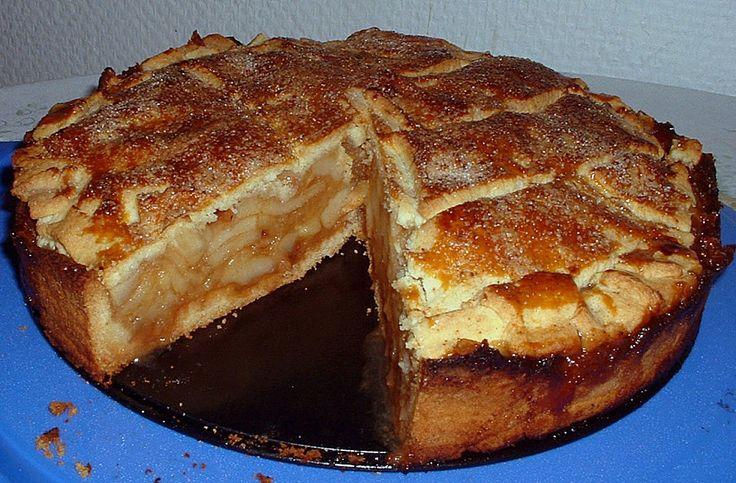 Zutaten Für den Teig: 0,3 kg Mehl 2 TL Backpulver 100 g Zucker 1 Pkt. Vanillezucker 1 Prise(n) Salz 1 Ei(er...