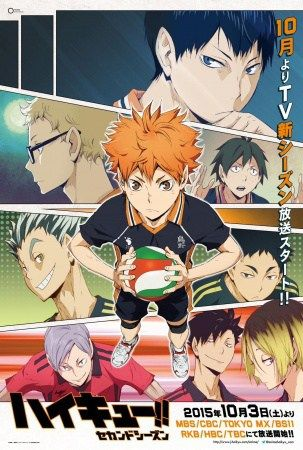 Haikyuu 2nd Season
