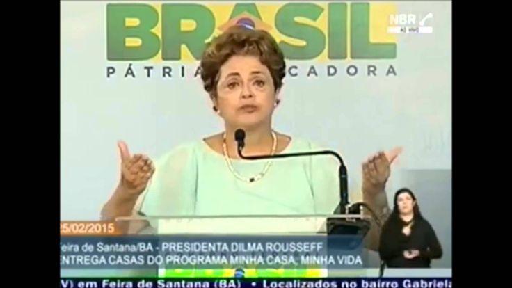 Dilma - as melhores pérolas (The best jokes of Dilma)