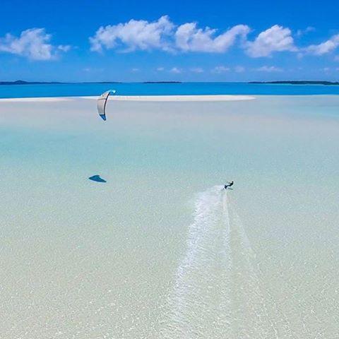 Time to get planning: Aitutaki, Cook Islands #girlzactive #kitespots