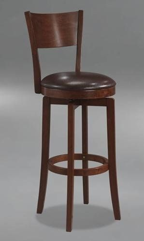Hillsdale Archer Swivel 24 1 2 Quot High Counter Stool By