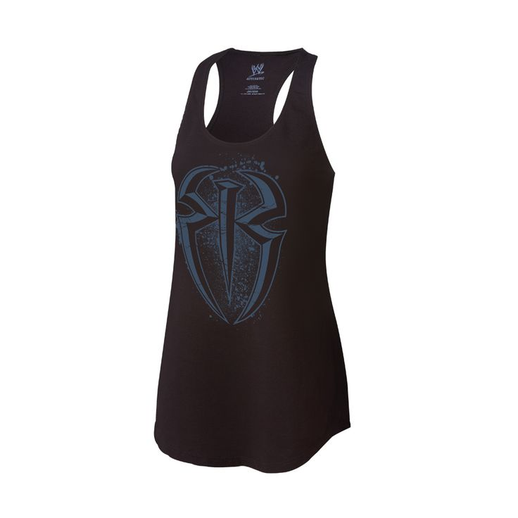 "Roman Reigns ""One Versus All"" Women's Racerback Tank Top - WWE 2xl"