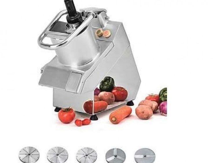 Čo najefektívnejšie krájanie zeleniny v profesionálnej kuchyni