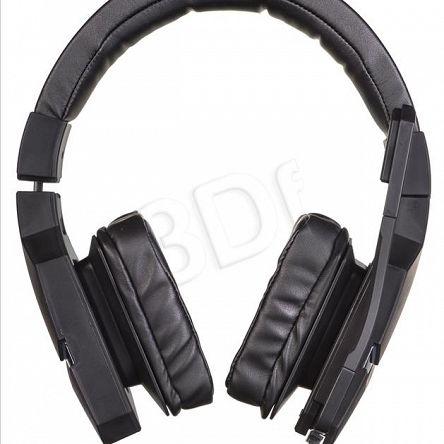 Gwarancja:        24 miesiące gwarancji              Kod Producenta:         OZBLASTST              P/N:         8436532172458              Kod EAN:         8436532172458              Opis:                       Typ:         Słuchawki wokółuszne z mikrofonem              Konstrukcja:         zamknięte              Możliwość pracy bezprzewodowej:         Nie              Typ transmisji bezprzewodowej:         Nie dotyczy              Zasięg:         Nie dotyczy              Pasmo ...