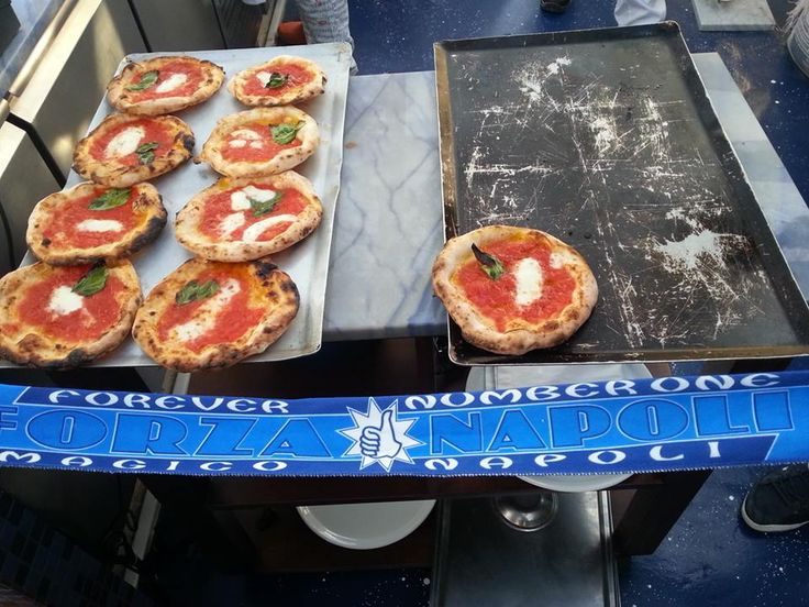 Verace Pizza Napoletana, Marechiaro Pizza Mykonos