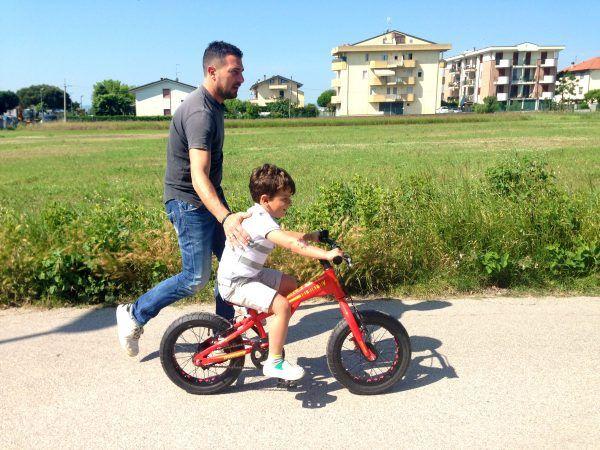 Voglia d'estate con Prènatal e di gite in bicicletta.