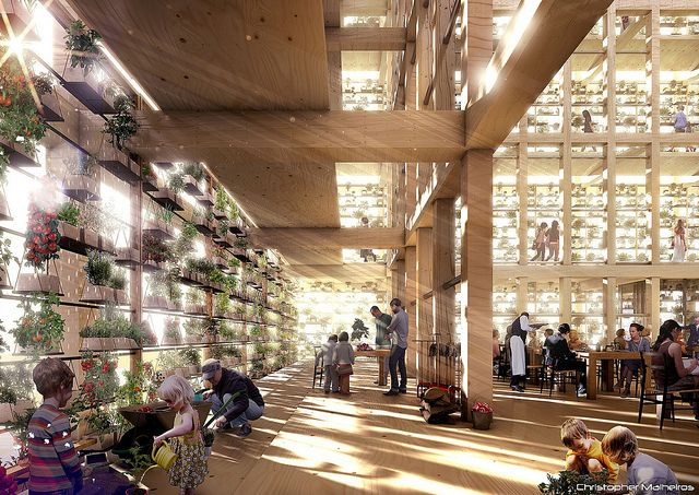 DGT architects – Expo 2015 Italian Pavilion – Milan, Italy Milano Giorno e Notte - We Love You! http://www.milanogiornoenotte.com