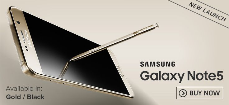 Samsung Galaxy Note 5 Price in India, Full Specs (1st June ...