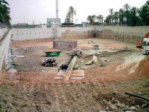 servicio de anclajes para cimentaciones y obras