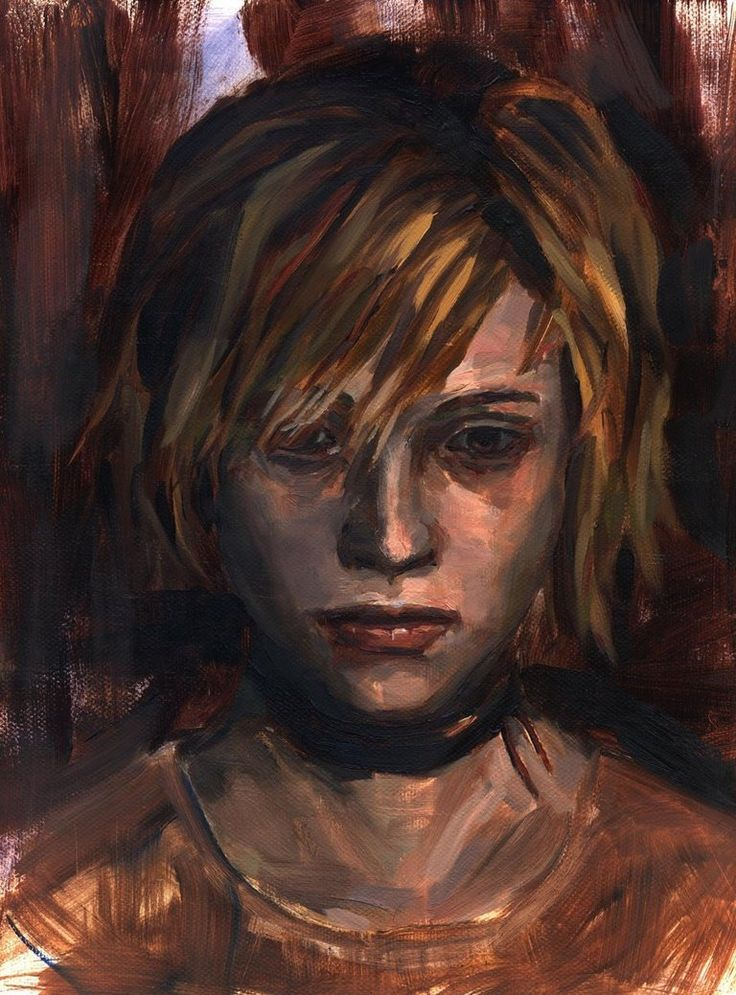 Some of the best Silent Hill game art for your eyes | Konami Games News and Information Blog  http://konami-news.com/entries/drawing-and-painting/some-of-the-best-silent-hill-game-art-for-your-eyes