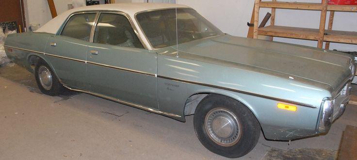 1972 Dodge Coronet one owner, 96K original miles - Realized Price: $1,035.00