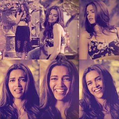 Deepika in findig fanny
