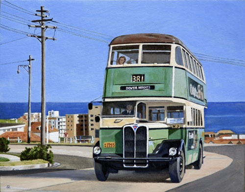 Dover Australia  city images : Dover Heights NSW Australia Vintage bus | Funky Buses | Pinterest ...