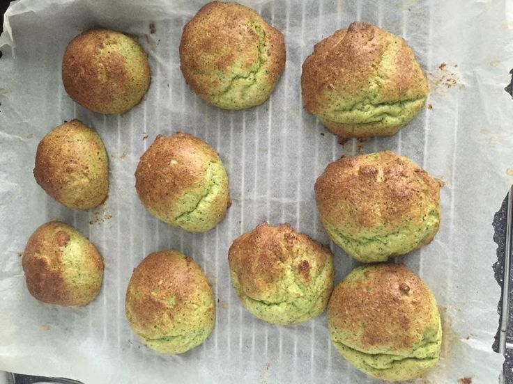 broccoli buns without gluten