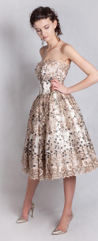 f2424fcabc Piękna balowa sukienka na wesele Morena.  moda  ball  wesele  dress ...