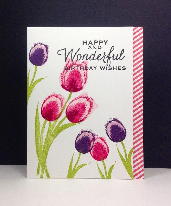 WT592 Happy and Wonderful by beesmom - Cards and Paper Crafts at Splitcoaststampers