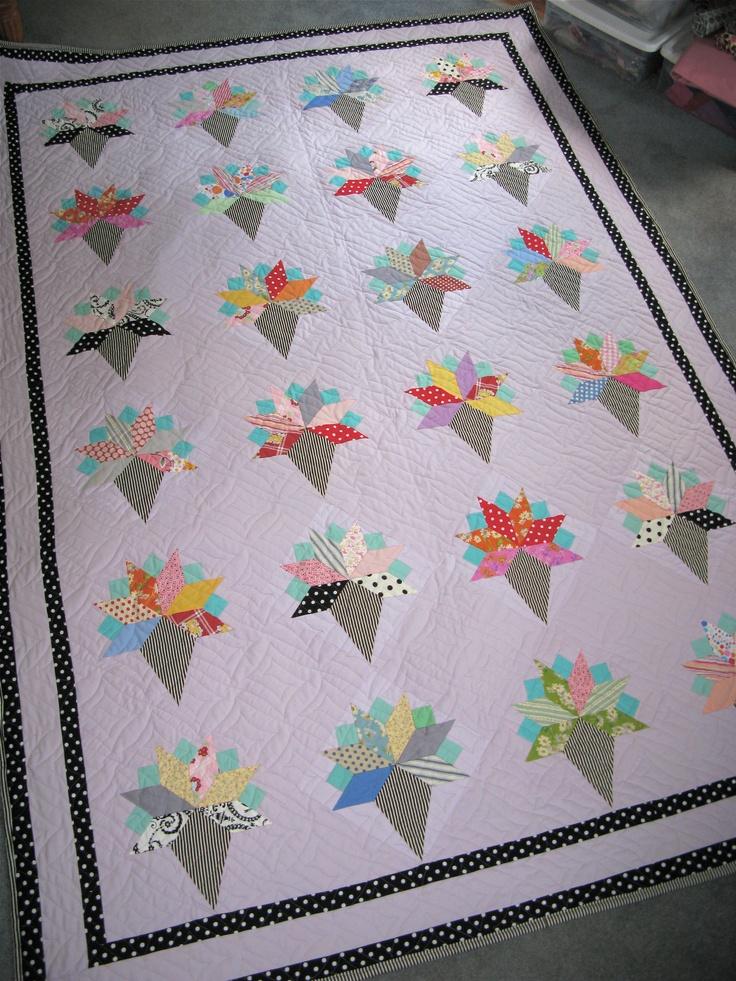 Nosegay quilt