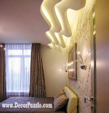 plaster of paris ceiling designs for bedroom pop design 2015 2016   China    Pinterest   False ceiling design  Ceiling design and Interior modern. plaster of paris ceiling designs for bedroom pop design 2015 2016