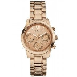 Montre Femme Guess W0448L3 Bracelet Acier    #fossil #montres #montre #ootd #mode #design #montrefemme #montrehomme #chic #photos #bijoux #jewellery #france #solde #soldes2018 #2018 #hiver #calvinklein #shopping #luxe #tissot #guess #guesscollection #skag