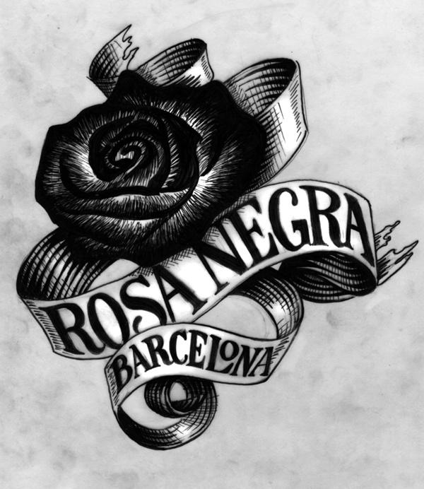 Rosa Negra, Restaurant, Barcelona