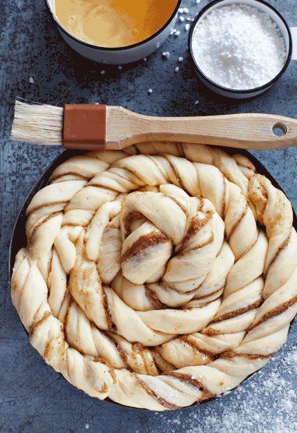 Swedish or American Cinnamon Rolls…
