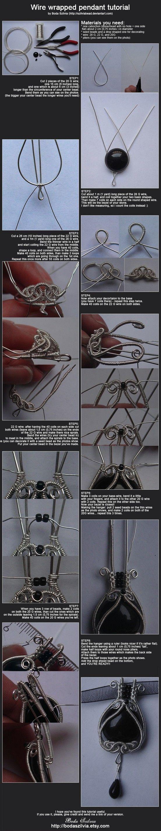 wire wrap tutorial