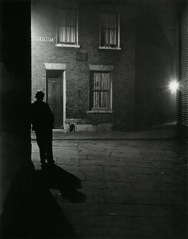 Bill Brandt London, 1937 From The Photography of Bill Brandt
