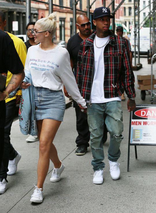 Kylie & Tyga