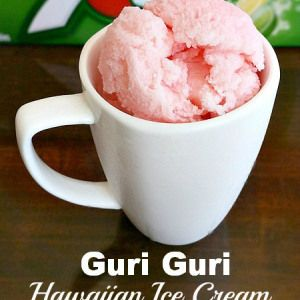 Guri Guri - Hawaiian Ice Cream