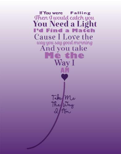 The-Way-I-Am-Ingrid-Michaelson-Music-Lyric-Art-Print-Lyrical-Poster-Artwork