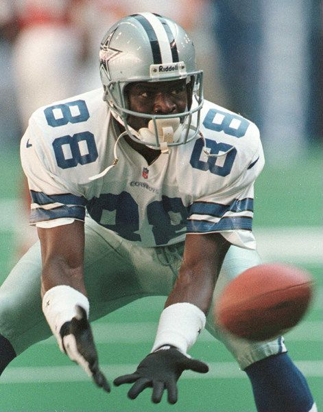 Michael Irvin (WR) Cowboys - First Year: 1988 - 10 seasons - Drafted: Round 1, Pick 11
