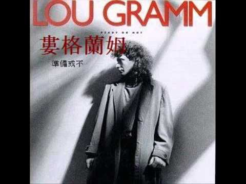 Lou Gramm- Until I Make You Mine (Live1987) - YouTube