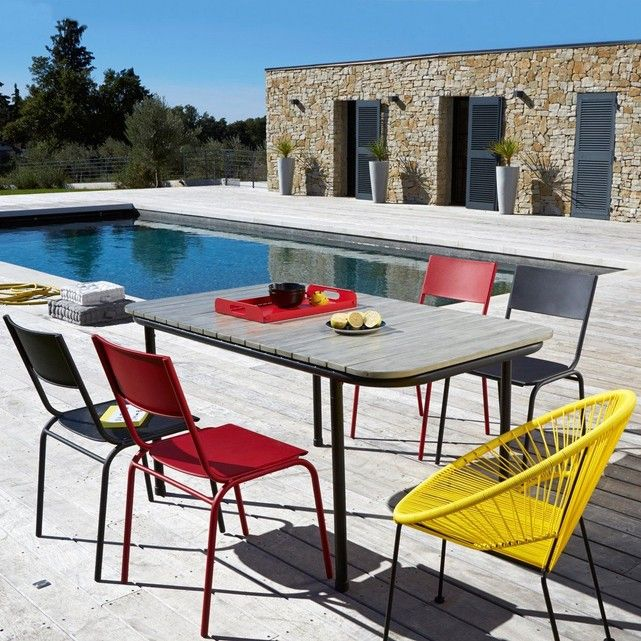 23 best mobilier terrasse images on Pinterest