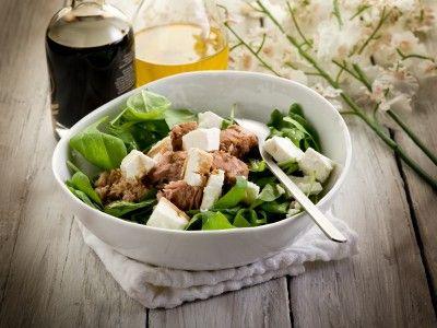 Avocado Tonijn Salade - Fit Voor Beginners