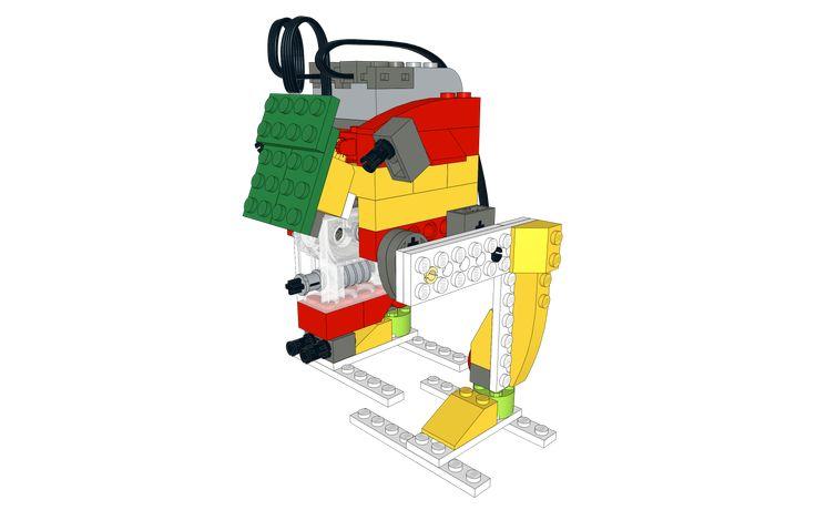 At-ST Walker StarCAMP LEGO WeDo Lesson plan