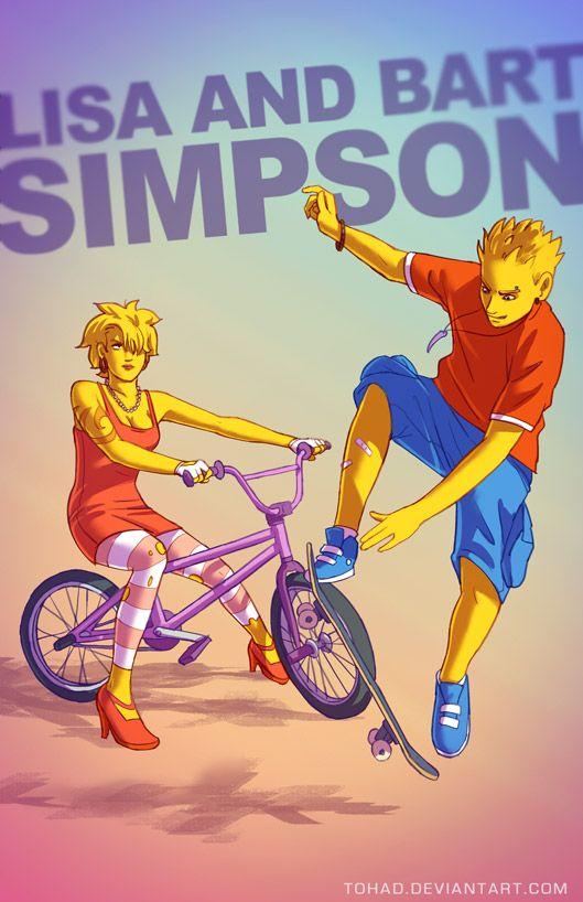 Ilustrações transformam os personagens da cultura pop em brutos casca-grossas