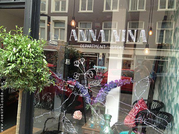 Shops Amsterdam | Anna & Nina | #amsterdam #tip #address #hotspot #shop #food #coeurblonde #annaennina