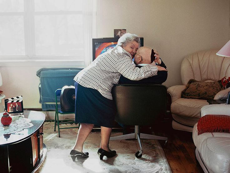 """Itig and Golda Pollac 50-years-love-lovers-couple  .....In August of this year we will have been married 63 years. I would say love came little by little. Not right away. We were young and he was older but I liked him. He spoke to me in a very nice way."""""""