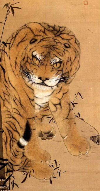 虎図 Tiger                                                                                                                                                                                 もっと見る