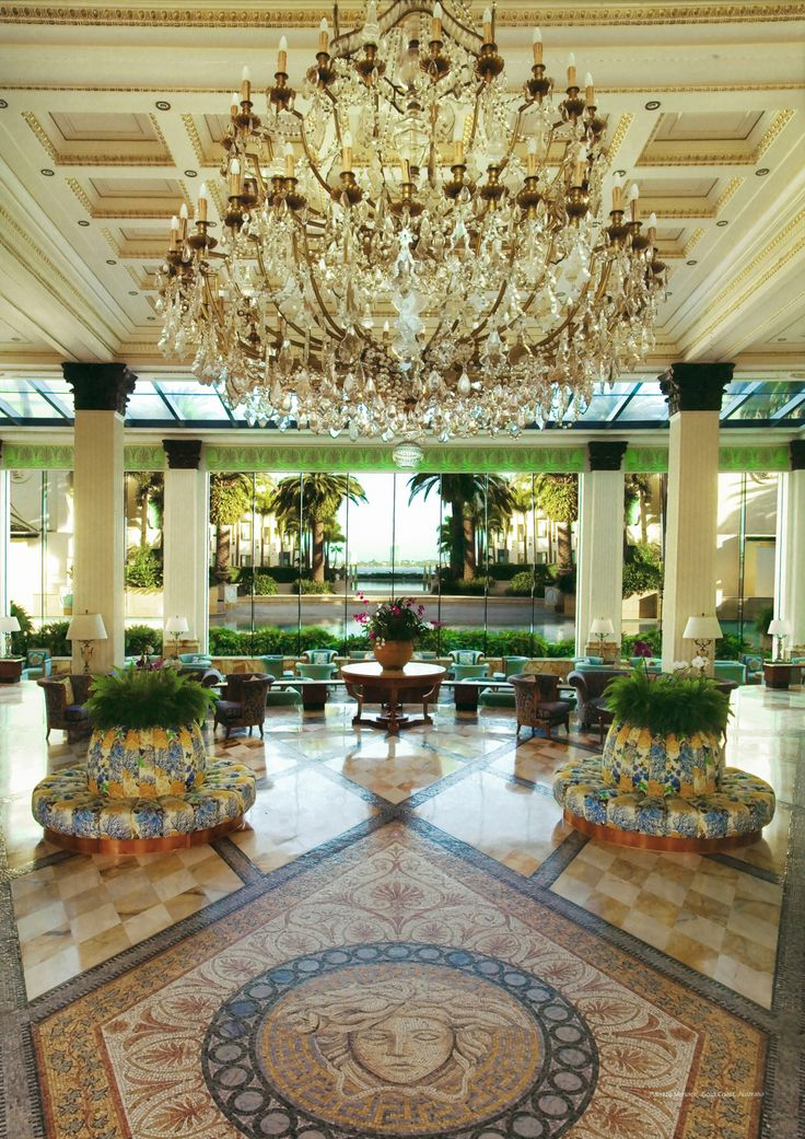 Foyer Lighting Qld : Best images about palazzo versace gold coast